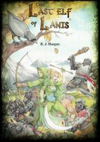 Cover for 'The Last Elf of Lanis'