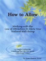Cover for 'How To Allow'