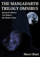 Cover for 'The Mangadarth Trilogy Omnibus'