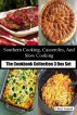 Southern Cooking, Casseroles, And Slow Cooking  The Cookbook Collection 3 Box Set by Leonard