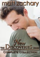 Cover for 'The New Discoveries Series (The New Discoveries Series - ALL 4 Books)'