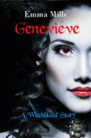 Cover for 'Genevieve: A Witchblood Story'