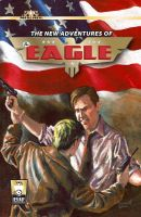 Cover for 'The New Adventures of the Eagle'