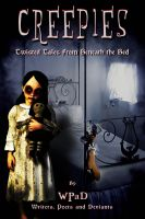 Cover for 'Creepies: Twisted Tales From Beneath the Bed'