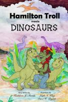 Cover for 'Hamilton Troll meets Dinosaurs'