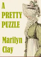 Cover for 'A Pretty Puzzle'