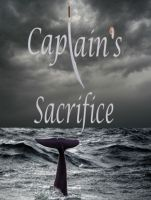 Cover for 'Captain's Sacrifice'