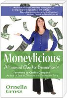 Cover for 'Moneylicious; A Financial Clue for Generation Y'