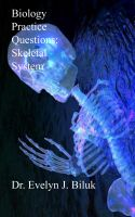 Cover for 'Biology Practice Questions: Skeletal System'