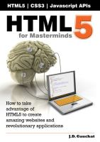 Cover for 'HTML5 for Masterminds'