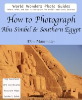 Cover for 'How to Photograph Abu Simbel & Southern Egypt'