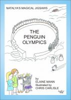 Cover for 'The Penguin Olympics - Natalya's Magical Jigsaws'
