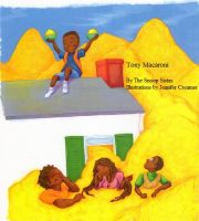 Cover for 'Tony Macaroni'