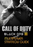 Cover for 'Call of Duty: Black Ops 2 Multiplayer Strategy Guide'