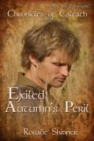 Cover for 'Exiled: Autumn's Peril - Book One'