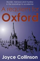 Cover for 'A requiem for Oxford'