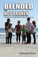 Cover for 'Blended But Not Broken'