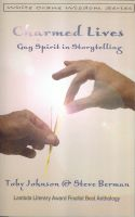 Cover for 'Charmed Lives: Gay Spirit in Storytelling'