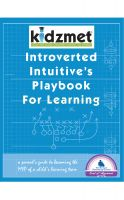 Cover for 'Introverted Intuitive's Playbook for Learning'