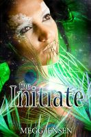 Cover for 'The Initiate'