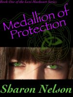 Cover for 'Medallion of Protection'