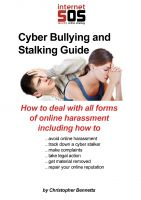 Cover for 'Cyber Bullying And Stalker Guide'