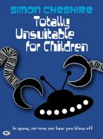 Cover for 'Totally Unsuitable for Children'