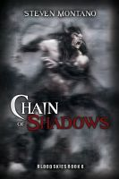 Cover for 'Chain of Shadows (Blood Skies, Book 6)'