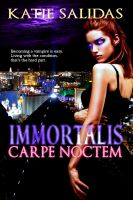 Cover for 'Immortalis Carpe Noctem'