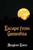 Cover for 'Escape from Garanthia'