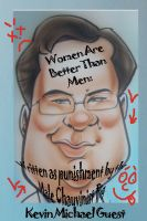 Cover for 'Women are Better Than Men: Written as punishment by the Male Chauvinist Pig'