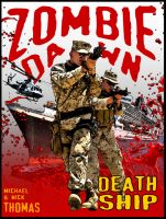 Cover for 'Death Ship (Zombie Dawn Stories)'