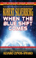Cover for 'When the Blue Shift Comes'