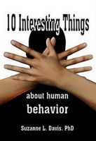 Cover for 'Ten Interesting Things About Human Behavior'