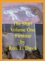 Cover for 'The Sharl. Volume One. Firststar.'