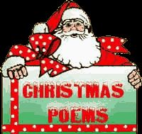 Cover for 'Christmas Poems'
