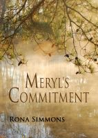 Cover for 'Meryl's Commitment'