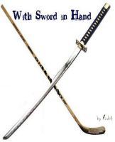 Cover for 'With Sword in Hand'
