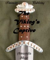 Cover for 'The Viking's Captive'