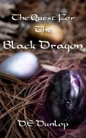 Cover for 'The Quest For the Black Dragon'