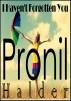I Haven't Forgotten You by Pronil Halder