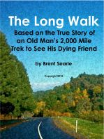 Cover for 'The Long Walk'