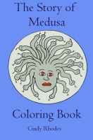 Cover for 'The Story of Medusa Coloring Book'