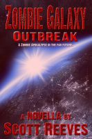 Cover for 'Zombie Galaxy: Outbreak'