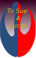Cover for 'To Sue A Lucas'