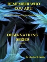 Cover for 'Observations: Remember Who You Are!'