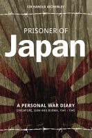 Cover for 'Prisoner of Japan'