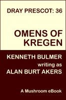 Cover for 'Omens of Kregen [Dray Prescot #36]'
