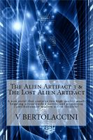 Cover for 'The Alien Artifact 3 & The Lost Alien Artifact'