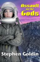 Cover for 'Assault on the Gods'